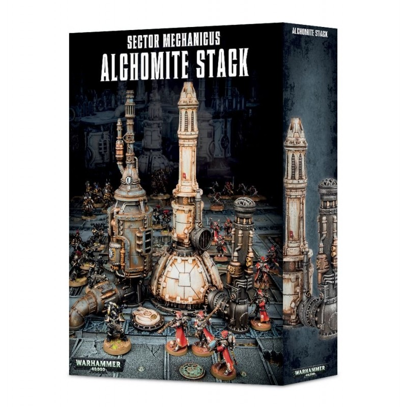 mighty-games-Sector Mechanicus Alchomite Stack