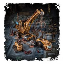 mighty-games-Sector Mechanicus Galvanic Servohaulers