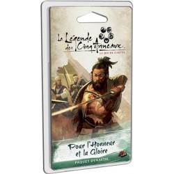 mighty-games-La Légende des Cinq Anneaux - Pour l'Honneur et la Gloire