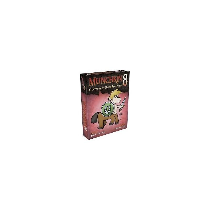 mighty-games-Munchkin 8 - Centaure et Sans Reproche