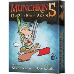 mighty-games-Munchkin 5 - On Zeu Ranger Again