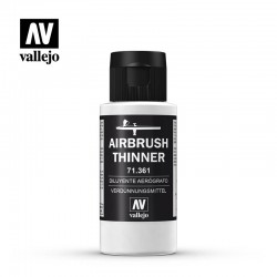 mighty-games-Vallejo Auxiliary - Airbrush Thinner 60ml (71.361)
