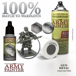 mighty-games-Primer - Gun Metal