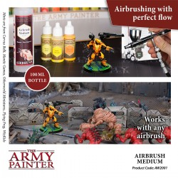 mighty-games-Medium Airbrush - The Army Painter