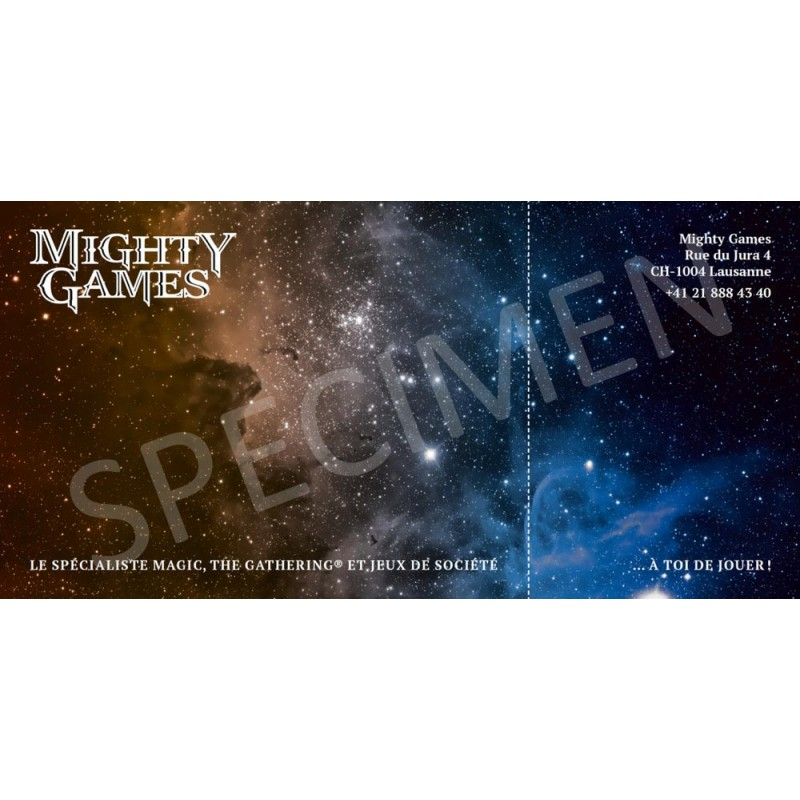 mighty-games-Gift voucher - CHF 150