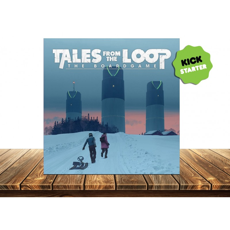 mighty-games-Tales from the Loop - The Board Game - Kickstarter