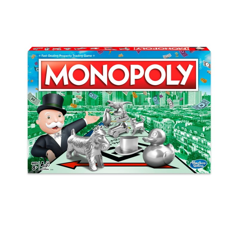 mighty-games-Monopoly Classique