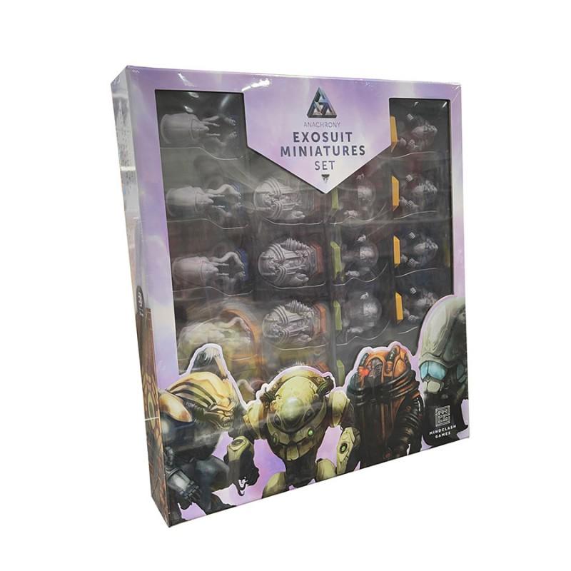 mighty-games-Anachrony - Exosuit Miniature Set