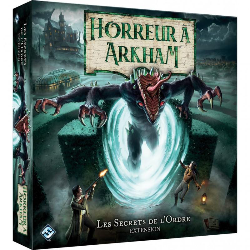 mighty-games-Horreur à Arkham 3e Edition - Les Secrets de l'Ordre