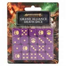 mighty-games-Grand Alliance Death Dice Set