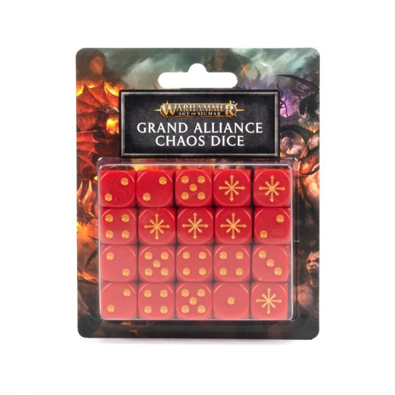 mighty-games-Grand Alliance Chaos Dice