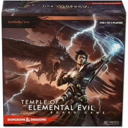mighty-games-Dungeons & Dragons : Temple of Elemental Evil Board Game